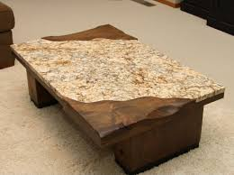 Pedestal Base For Granite Table Topped Granite Coffee Table Furniture Glass Oval Oak Ebreg