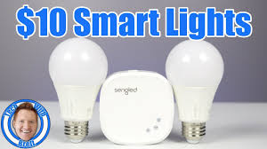 Home Lighting Design Tutorial Smart Home Lighting On A Budget Sengled Lights Best Tutorial