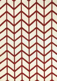 Chevron Print Area Rugs by Ivory Area Rug 8x10 41 Best Rugs Red Orange 8x10 Images On