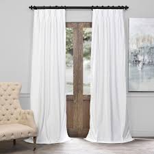 signature off white 25 x 120 inch signature french pleated