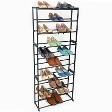 shoe rack organizer bronze in shoe racks