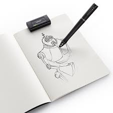 a device that converts hand drawn sketches to vector images