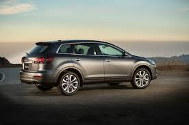 mazda range of vehicles 2013 mazda cx 9 reviews and rating motor trend
