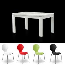 Black Gloss Dining Table And 6 Chairs Fortuna Duo Pool Dining Table 6ft 7ft High Gloss White Milano