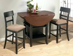 dining room table sets with leaf narrow counter height table counter height table with storage