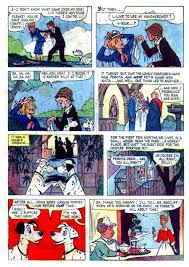 101 dalmatians comic book images reverse