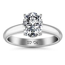 solitaire oval engagement rings oval engagement rings imagine diamonds