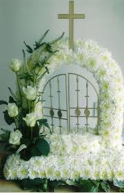 Funeral Flower Designs - funeral flowers in essex funeral tribute service from aura design