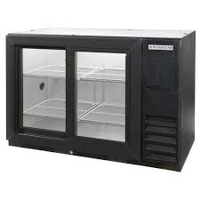 Glass Refrigerator Doors by Beverage Air Bb48gsy 1 B Led 48