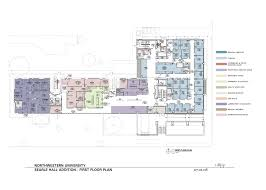 Garden Floor Plan by Searle Student Health Facilities Management Northwestern University