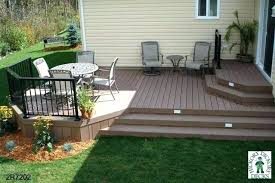 Garden Decking Ideas Uk Small Garden Decking Ideas Uk Designs For Gardens Great Backyard