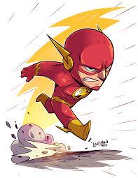 the flash fan art the flash chibi imgur