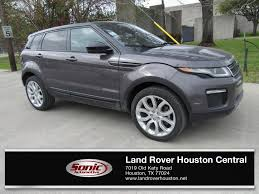 Land Rover Range Rover Evoque In Houston Tx