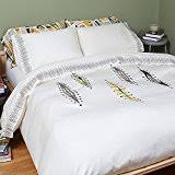 Midcentury Modern Bedding - amazon com mid century modern duvet cover atomic dreams print