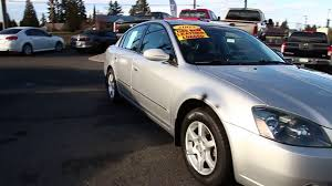 nissan altima 2005 tire size 2005 nissan altima 2 5 s 2 5l 4 cyl wa 1 owner youtube