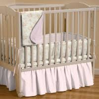 elegant baby nursery decor ideas presenting curve dark wooden crib