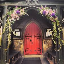Wedding Arches In Church Ceremonies Seventh Heaven