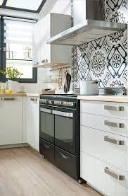 carreau ciment cuisine des carreaux de ciment dans la cuisine cocon de décoration le