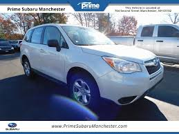 blue subaru forester 2015 used 2015 subaru forester for sale manchester nh