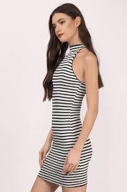 black and white dresses black and white dresses striped dresses dresses black