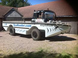 amphibious jeep searoader com the worlds 1 production amphibious car
