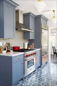 French Country Kitchen Accessories - kitchen country blue kitchen cabinets wall art for blue walls