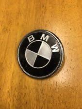 black and white bmw logo e46 m3 emblem ebay