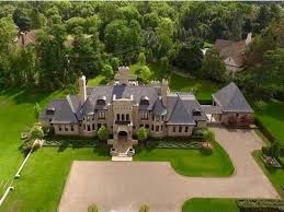 wow house if castle living is for you bloomfield hills mansion