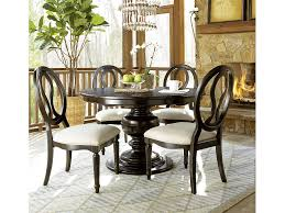 round dining sets universal furniture summer hill round dining table