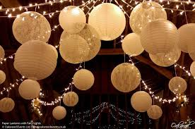 paper lantern hire wedding and event lighting by oakwood events