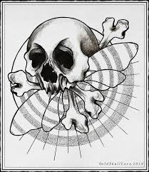 death moth tattoo design by mweiss art on deviantart