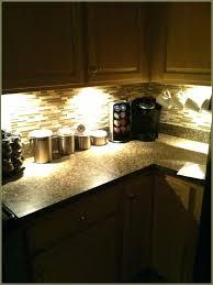 kitchen strip lights under cabinet under cabinet led strip lighting direct wire led hard wire under