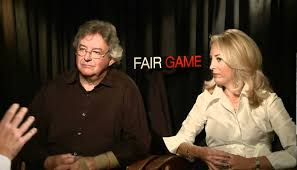 fair game exclusive joe and valerie plame wilson interview