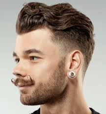 hair cuts for slightly wavy hair 21 wavy hairstyles for men men s hairstyles haircuts 2018
