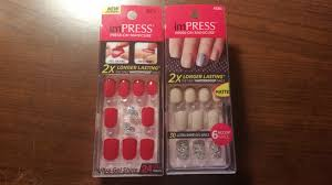 best beauty for my buck impress press on manicure review