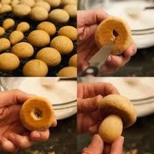 russian mushroom cookies cookies bars and slices pinterest