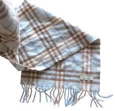 light blue burberry scarf burberry light blue cashmere scarf wrap tradesy
