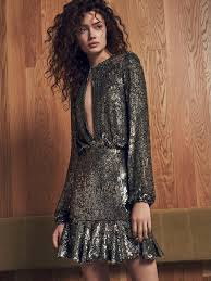 silver new years dresses 12 stunning new year s dresses to ring in 2018 in style