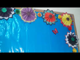Classroom Soft Board Decoration Ideas Classroom Soft Board Decoration Ideas 2017 Youtube
