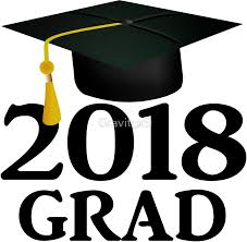 graduation cap stickers class of 2018 graduation cap stickers by gravityx9 redbubble