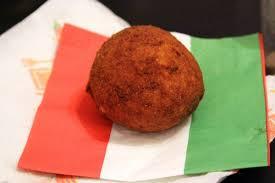 cuisine sicilienne arancini arancini boules de riz à la sicilienne la cuisine à quatre mains
