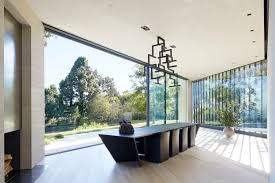 los angeles hillside villa retreat with daring modern architecture