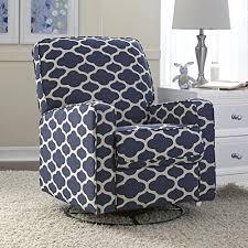 Swivel Rocker Chairs For Living Room Swivel Recliner Chairs For Living Room