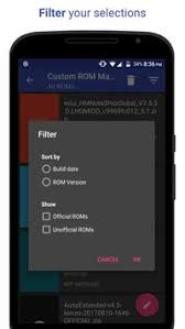 rom manager apk root custom rom manager apk free tools app for android