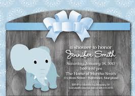 elephant decorations for baby shower baby shower invitations elephant theme plumegiant