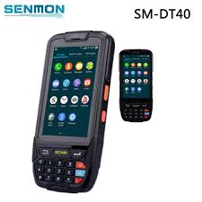 scan barcode android high battery capacity 4000ma android barcode scanner handheld