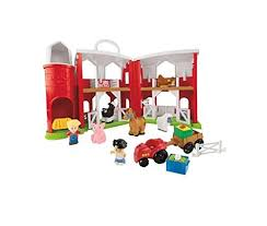 Fisher Price Barn Bounce House Fisher Price Little People Animal Sounds Farm