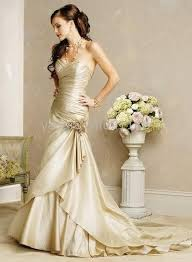 Champagne Wedding Dresses Champagne Colored Wedding Dresses Salecards Org