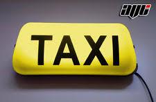 Taxi Light Taxi Light Roof 15 Ebay