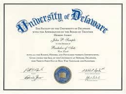 graduation diploma of delaware unveils new diploma design reflecting heritage